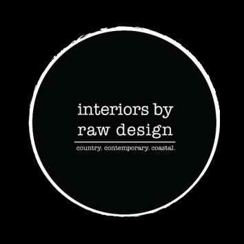 raw design logo